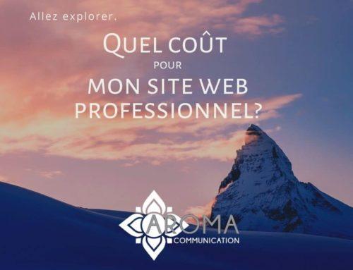 Quel coût pour un site web professionnel ?